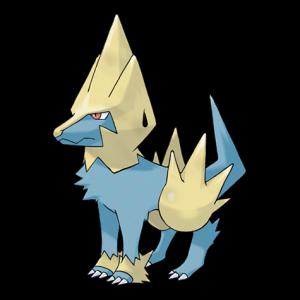 Pokemon: Manectric (Galar Pokédex #067 / National Pokédex #310)