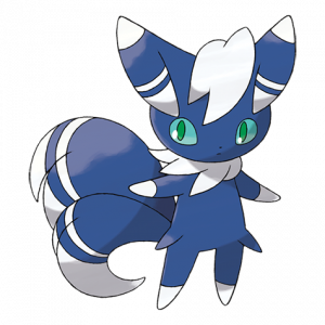 Pokemon: Meowstic (Galar Pokédex #209 / National Pokédex #678)