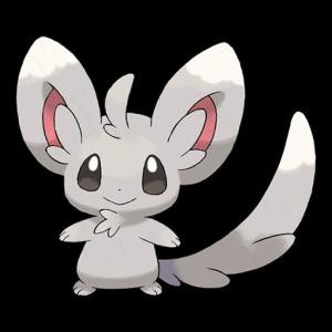 Pokemon: Minccino (Galar Pokédex #050 / National Pokédex #572)