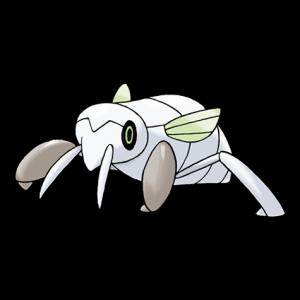 Pokemon: Nincada (Galar Pokédex #104 / National Pokédex #290)