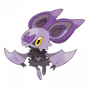 Pokemon: Noibat (Galar Pokédex #176 / National Pokédex #714)