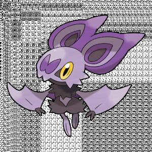 Pokemon: Noibat (Galar Pokédex #176 / National Pokédex #714)