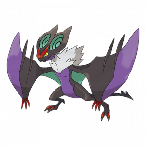 Pokemon: Noivern (Galar Pokédex #177 / National Pokédex #715)