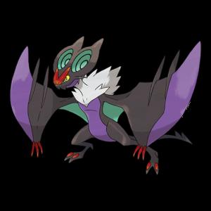 Pokemon: Noivern (Galar Pokédex #177 / National Pokédex #715)