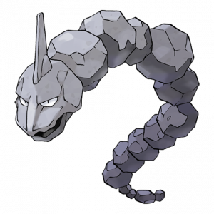 Pokemon: Onix (Galar Pokédex #178 / National Pokédex #095)