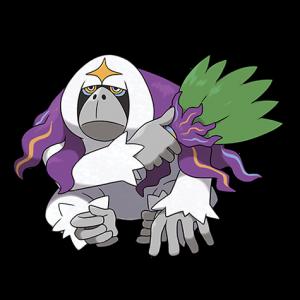 Pokemon: Oranguru (Galar Pokédex #342 / National Pokédex #765)
