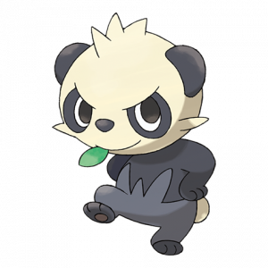 Pokemon: Pancham (Galar Pokédex #111 / National Pokédex #674)