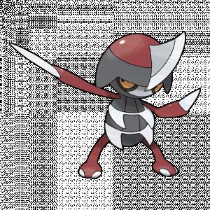 Pokemon: Pawniard (Galar Pokédex #246 / National Pokédex #624)