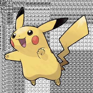 Pokemon: Pikachu (Galar Pokédex #194 / National Pokédex #025)