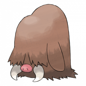 Pokemon: Piloswine (Galar Pokédex #076 / National Pokédex #221)
