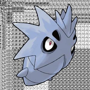 Pokemon: Pupitar (Galar Pokédex #384 / National Pokédex #247)