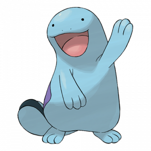Pokemon: Quagsire (Galar Pokédex #101 / National Pokédex #195)