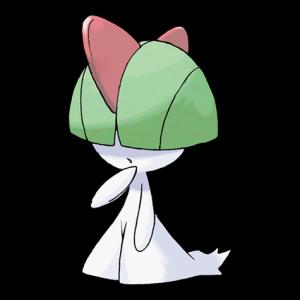 Pokemon: Ralts (Galar Pokédex #120 / National Pokédex #280)