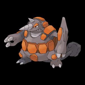 Pokemon: Rhyperior (Galar Pokédex #266 / National Pokédex #464)