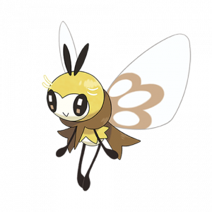 Pokemon: Ribombee (Galar Pokédex #188 / National Pokédex #743)