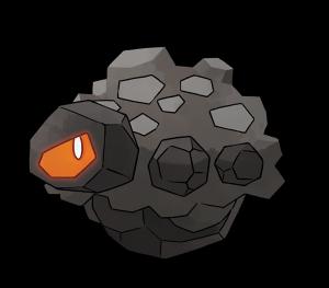 Pokemon: Rolycoly (Galar Pokédex #161 / National Pokédex #837)