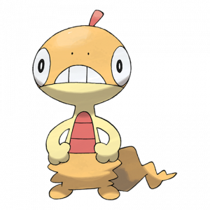 Pokemon: Scraggy (Galar Pokédex #224 / National Pokédex #559)