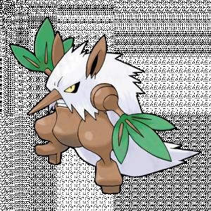 Pokemon: Shiftry (Galar Pokédex #041 / National Pokédex #275)