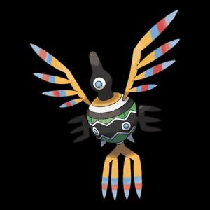 Pokemon: Sigilyph (Galar Pokédex #297 / National Pokédex #561)