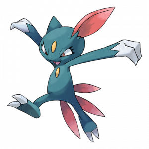Pokemon: Sneasel (Galar Pokédex #292 / National Pokédex #215)