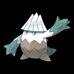 Pokemon: Snover (Galar Pokédex #096 / National Pokédex #459)