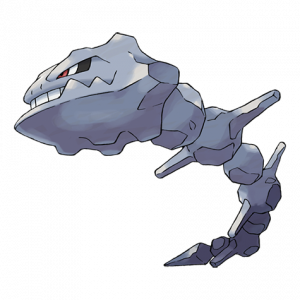 Pokemon: Steelix (Galar Pokédex #179 / National Pokédex #208)