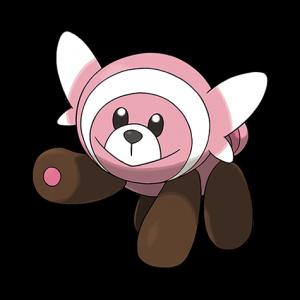 Pokemon: Stufful (Galar Pokédex #094 / National Pokédex #759)