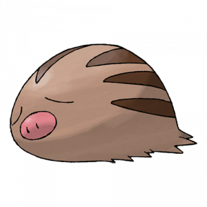 Pokemon: Swinub (Galar Pokédex #075 / National Pokédex #220)