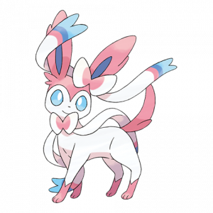 Pokemon: Sylveon (Galar Pokédex #204 / National Pokédex #700)