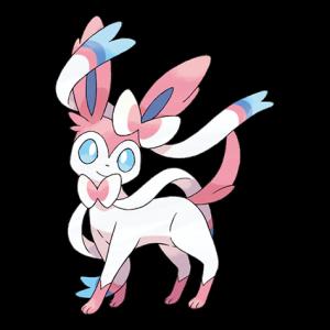 Pokemon: Sylveon (Galar Pokédex #204 / National Pokédex #700)