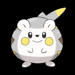Pokemon: Togedemaru (Galar Pokédex #348 / National Pokédex #777)