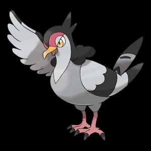 Pokemon: Tranquill (Galar Pokédex #027 / National Pokédex #520)