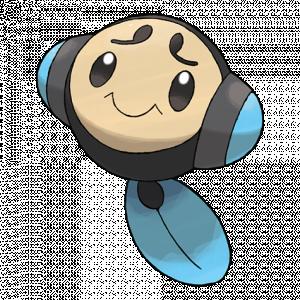 Pokemon: Tympole (Galar Pokédex #132 / National Pokédex #535)