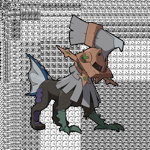 Pokemon: Type: Null (Galar Pokédex #381 / National Pokédex #772)