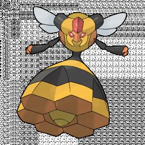 Pokemon: Vespiquen (Galar Pokédex #117 / National Pokédex #416)