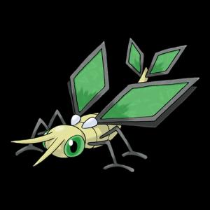 Pokemon: Vibrava (Galar Pokédex #322 / National Pokédex #329)
