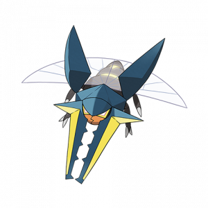 Pokemon: Vikavolt (Galar Pokédex #018 / National Pokédex #738)
