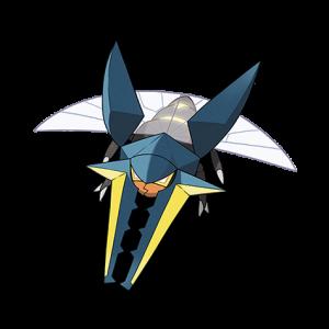 Pokemon: Vikavolt (Galar Pokédex #018 / National Pokédex #738)
