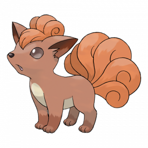 Pokemon: Vulpix (Galar Pokédex #068 / National Pokédex #037)