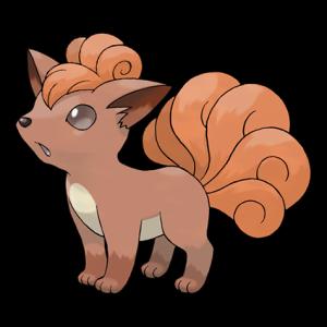 Pokemon: Vulpix (Galar Pokédex #068 / National Pokédex #037)