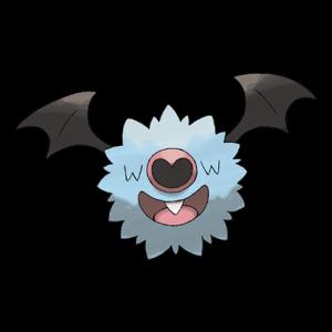 Pokemon: Woobat (Galar Pokédex #174 / National Pokédex #527)