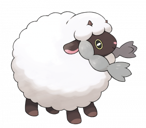 Pokemon: Wooloo (Galar Pokédex #034 / National Pokédex #831)