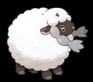 Pokemon: Wooloo (Galar Pokédex #034 / National Pokédex #831)
