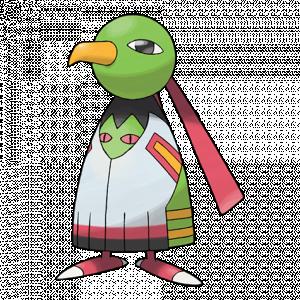 Pokemon: Xatu (Galar Pokédex #093 / National Pokédex #178)