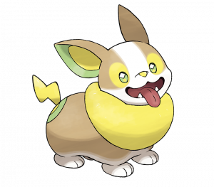 Pokemon: Yamper (Galar Pokédex #046 / National Pokédex #835)