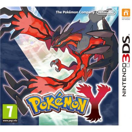 Pokémon Y - Digital Download