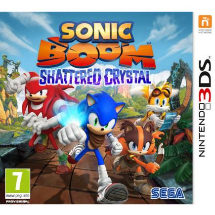 Sonic Boom: Shattered Crystal - Digital Download