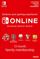 Nintendo Switch Online 12 Month (365 Day)
