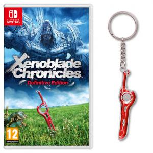 الطلبات المسبقة لـ Xenoblade Chronicles: مجموعة نهائية من الإصدار المحرر ، تم إطلاقها في متجر Nintendo UK 2