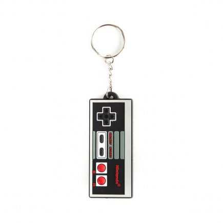 Controller - Rubber Keychain